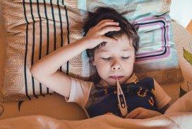 Prehlada kod male djece