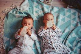 Masti u hrani za dojenčad i malu djecu