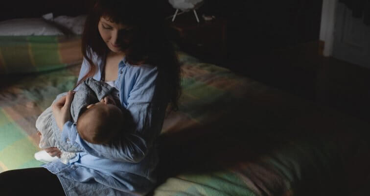 Makronutrijenti u majčinom mlijeku